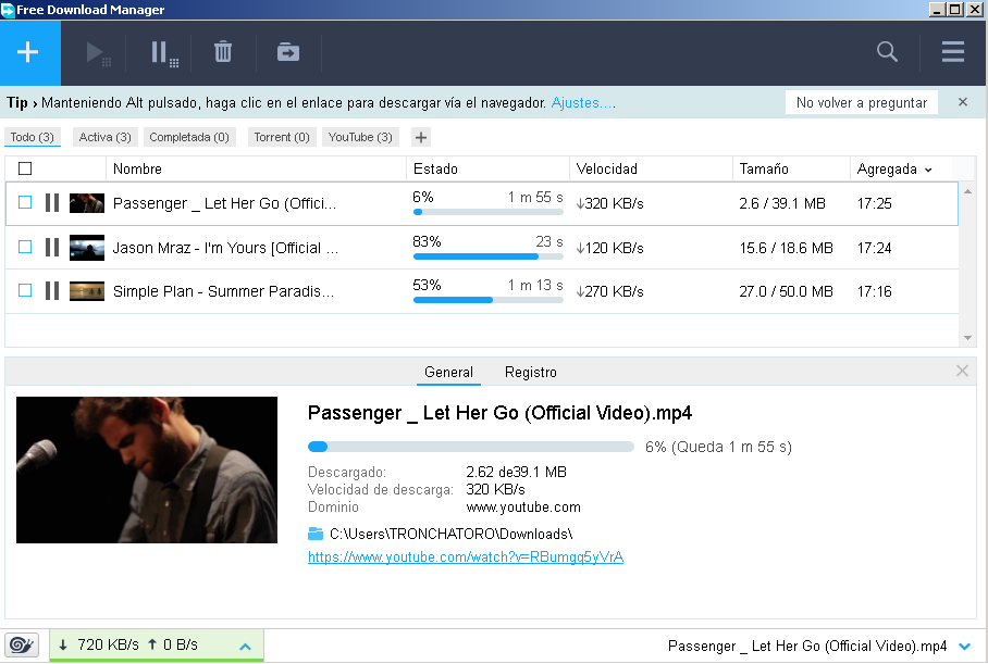 Free Download Manager full