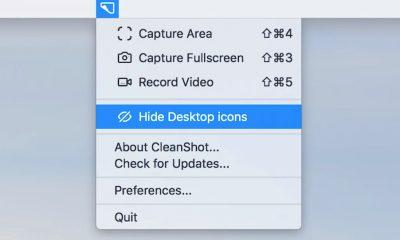 CleanShot captura y grabación de pantalla